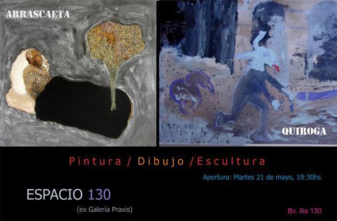 Diego Arrascaeta - Manuel Quiroga
