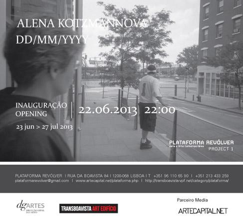 Alena Kotzmannova, DDMMYYYY