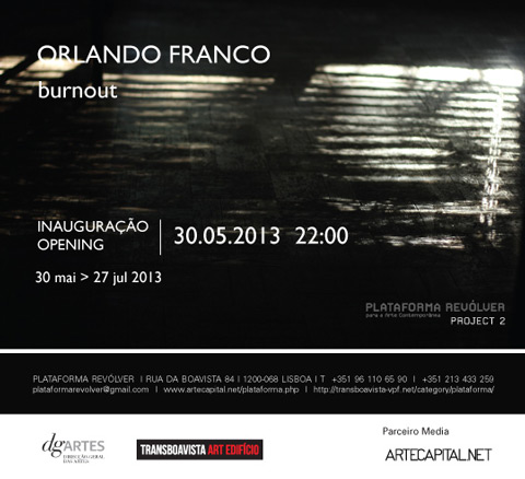 Orlando Franco, Burnout