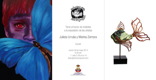 Julieta Urrutia - Marina Zamora
