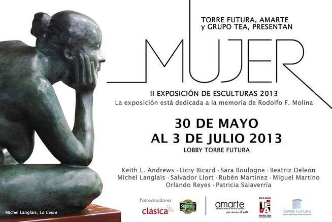 Mujer. II Exposición de Esculturas 2013