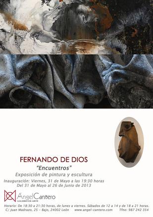 Fernando de Dios, Encuentros