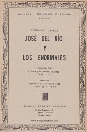José del Río y Los Endrinales