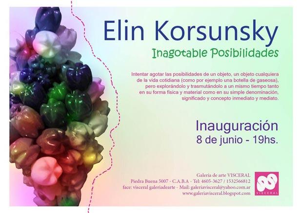 Elin Korsunsky, Inagotable Posibilidades