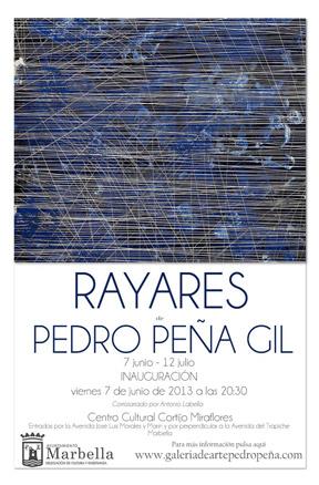 Pedro Peña Gil, Rayares