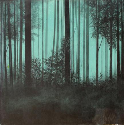 David Morago, Bosque verde