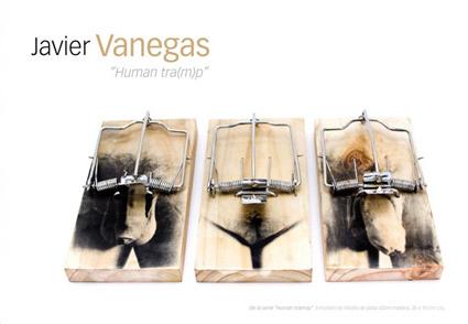 Javier Vanegas, Human tramp