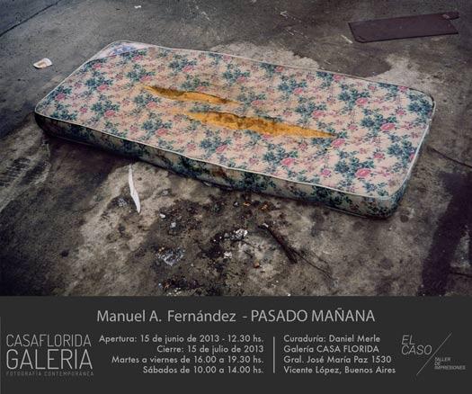 Manuel A. Fernández, Pasado mañana