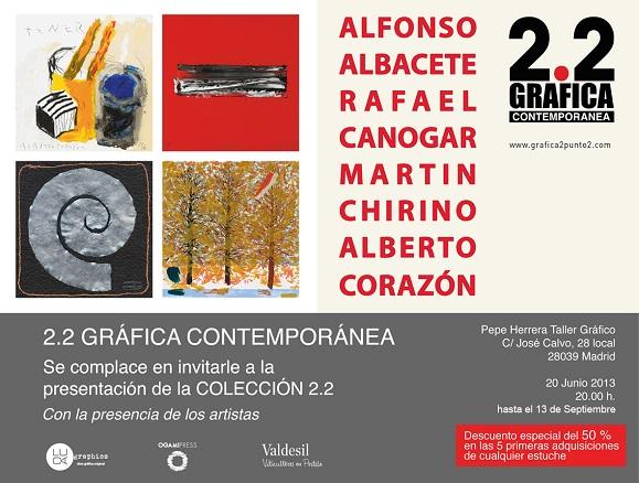 2.2 Gráfica Contemporánea