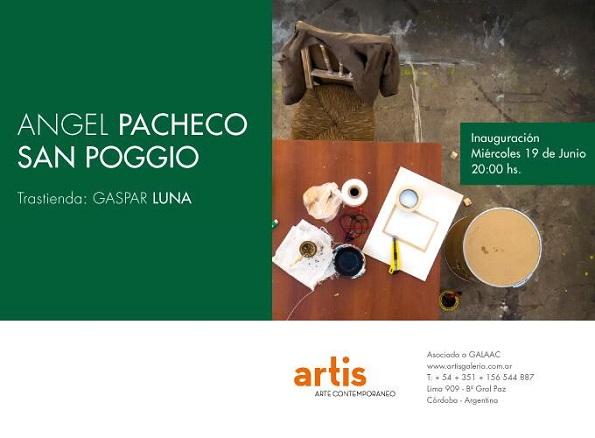 Ángel Pacheco - San Poggio