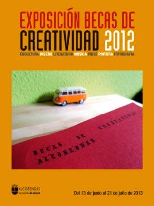 Becas de creatividad Alcobendas
