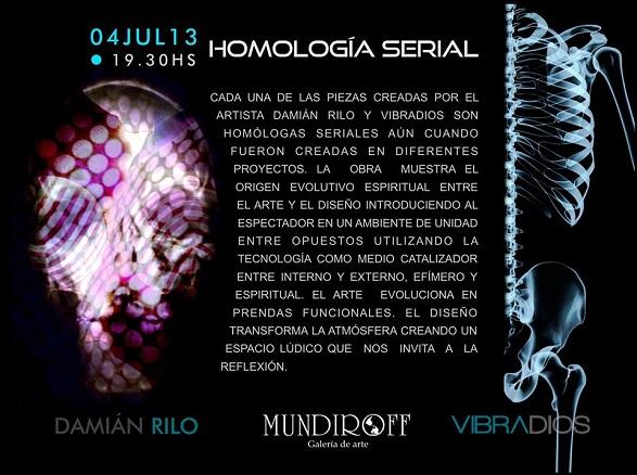 Homología serial