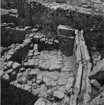 Rafael Cidoncha, Excavación IX