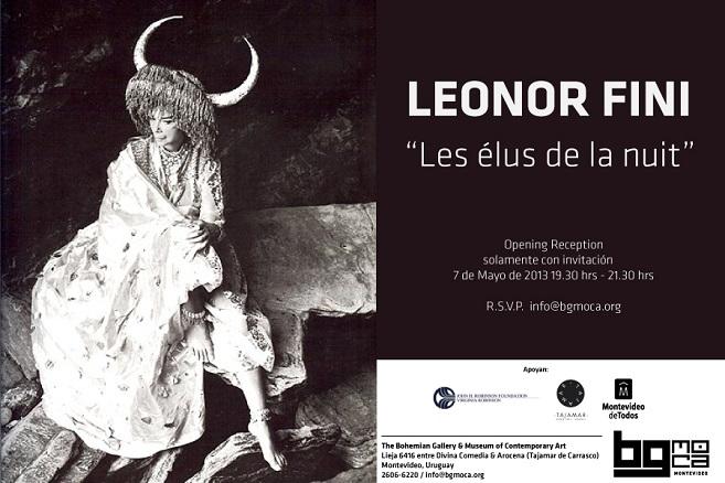 Leonor Fini, Les élus de la nuit