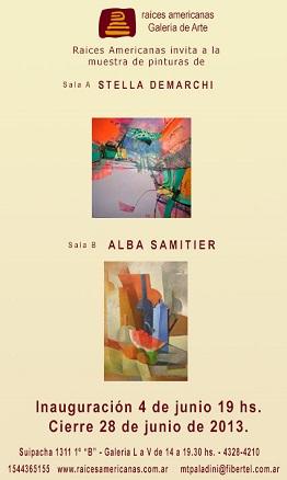 Stella Demarchi - Alba Samitier