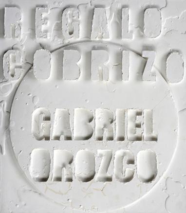 José Ramón Amondarain, Gabriel Orozco - Regalo cobrizo
