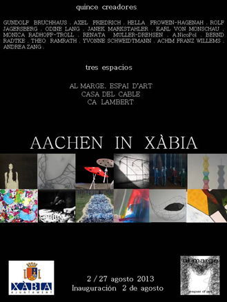 Aachen in Xàbia