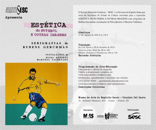 Estética de futebol e outras imagens