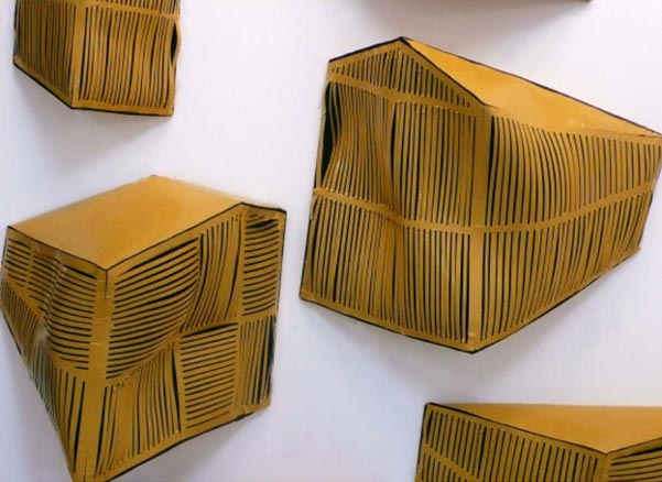 Soledad Sevilla, Exposición, sep 2013 | ARTEINFORMADO