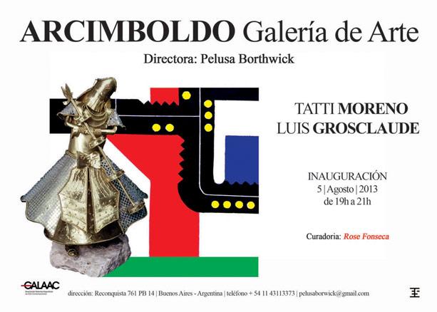 Tatti Moreno - Luis Grosclaude