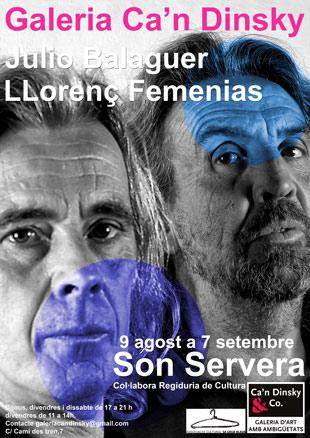 Julio Balaguer - Llorenç Femenías