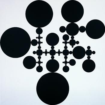 Gabriel Orozco, The Eye of Go, 2005