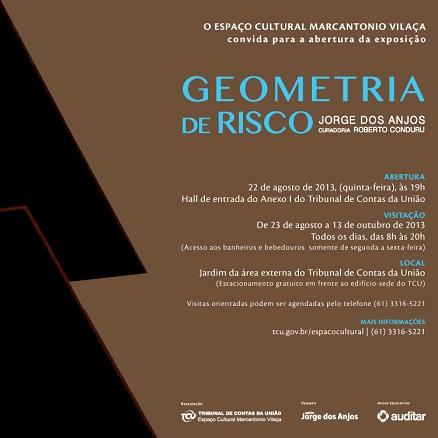 Jorge dos Anjos, Geometria de Risco