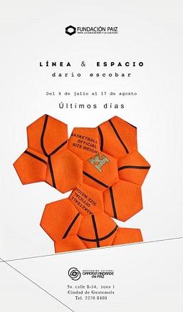 Darío Escobar, Línea & Espacio