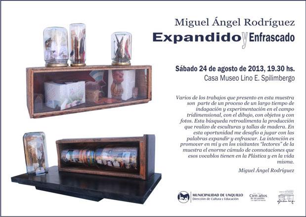 MIguel Ángel Rodríguez, Expandido y Enfrascado
