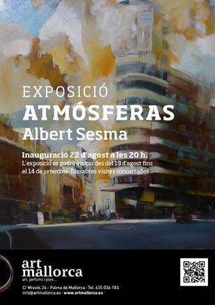 Albert Sesma, Atmósferas