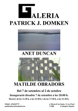 Anet Duncan - Matilde Obradors