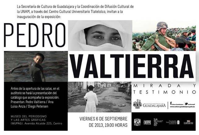 Pedro Valtierra, Mirada y testimonio