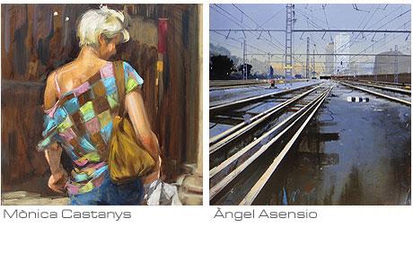 Mònica Castanys & Àngel Asensio