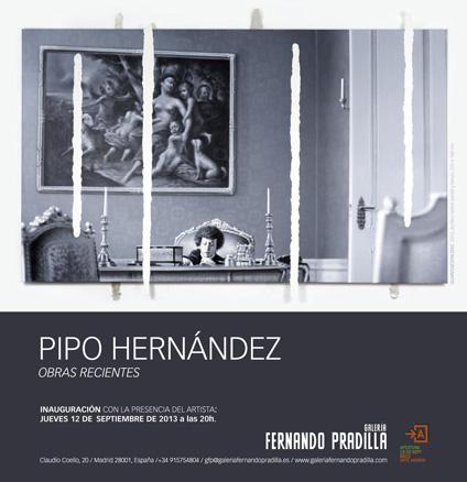 Pipo Hernández, Obras Recientes