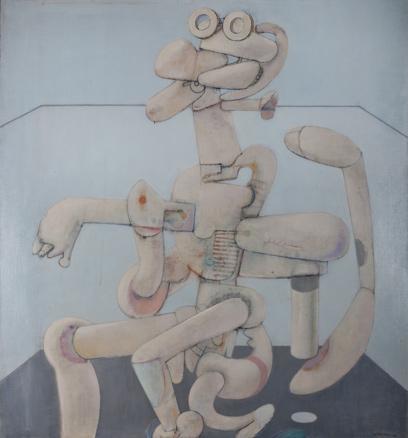 Alfonso Fraile, Señorita por aquí, 1980