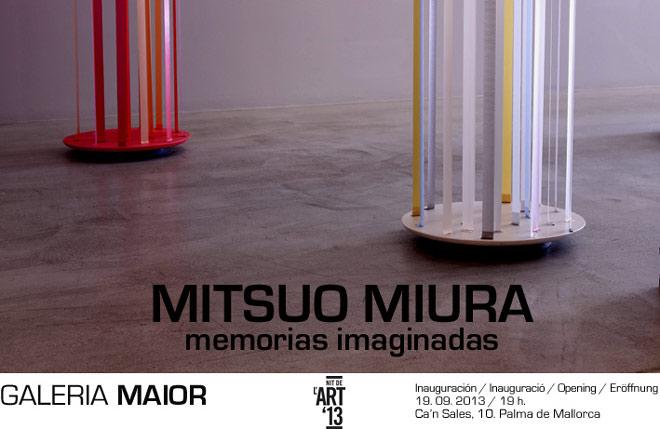Mitsuo Miura, Memorias Imaginadas