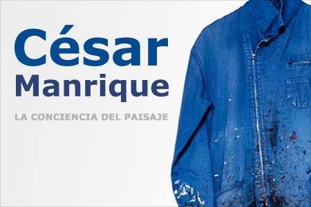 César Manrique, La conciencia del paisaje