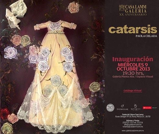 Paola Celada, Catarsis