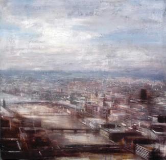 Pedro Rodríguez Garrido, View from the Shard
