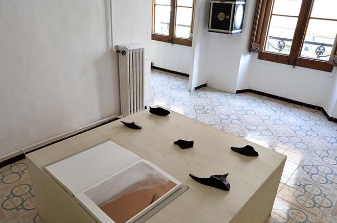 MARCIA PASTORE  -       -  Installation