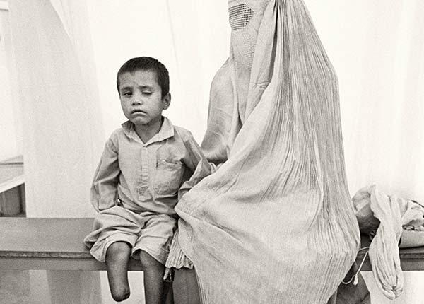 Gervasio Sánchez, Madre con burka