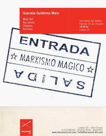 Graciela Gutiérrez Marx, Marxismo mágico