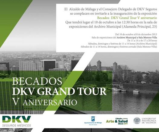 Becados DKV Grand Tour V aniversario
