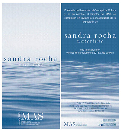 Sandra Rocha, Waterline
