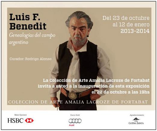 Luis F. Benedit