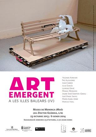 Art Emergent a les Illes Balears IV