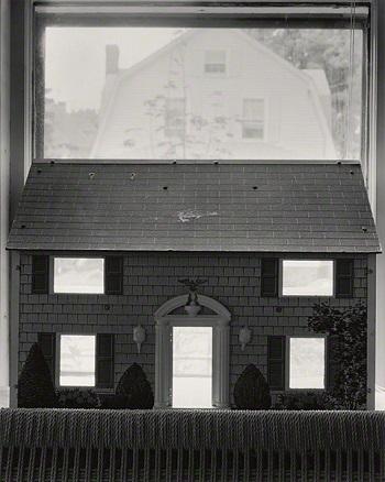 Abelardo Morell, Dollhouse, 1987