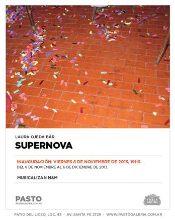 Laura Ojeda Bär, Supernova