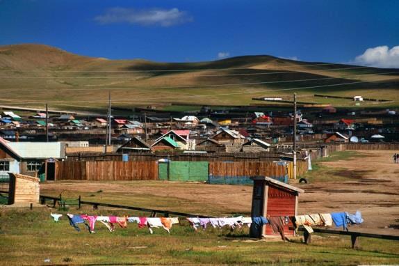 Conchi Martínez, Mongolia