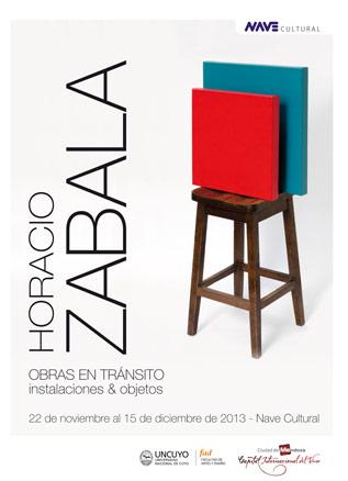 Horacio Zabala, Obras en tránsito